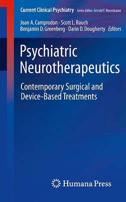 Camprodon, Joan A. - Psychiatric Neurotherapeutics, ebook