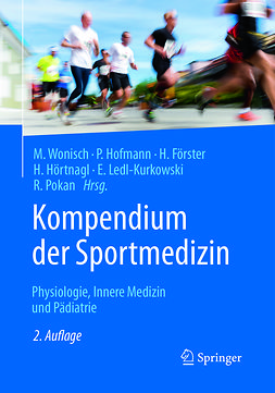 Förster, Holger - Kompendium der Sportmedizin, e-kirja