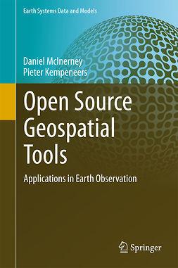 Kempeneers, Pieter - Open Source Geospatial Tools, ebook