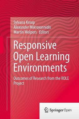 Kroop, Sylvana - Responsive Open Learning Environments, ebook