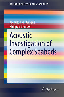 Blondel, Philippe - Acoustic Investigation of Complex Seabeds, ebook