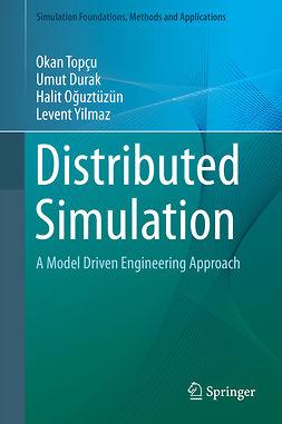 Durak, Umut - Distributed Simulation, e-bok