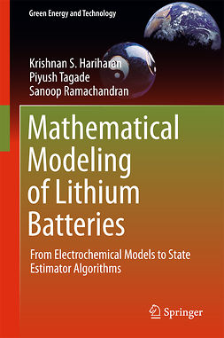 Hariharan, Krishnan S. - Mathematical Modeling of Lithium Batteries, ebook