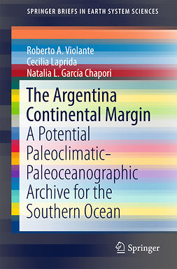Chapori, Natalia L. García - The Argentina Continental Margin, ebook