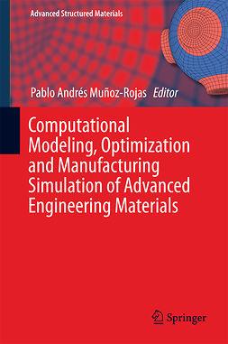 Muñoz-Rojas, Pablo Andrés - Computational Modeling, Optimization and Manufacturing Simulation of Advanced Engineering Materials, e-kirja