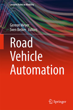 Beiker, Sven - Road Vehicle Automation, ebook