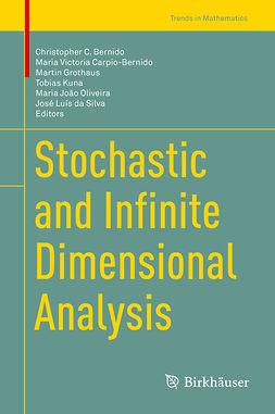 Bernido, Christopher C. - Stochastic and Infinite Dimensional Analysis, e-bok