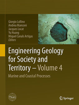 Artigas, Miquel Canals - Engineering Geology for Society and Territory – Volume 4, e-bok
