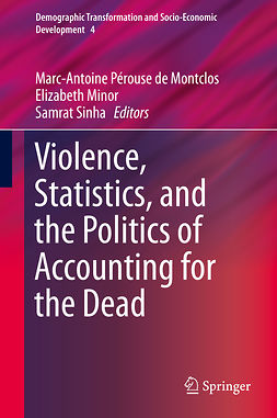 Minor, Elizabeth - Violence, Statistics, and the Politics of Accounting for the Dead, e-bok