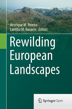 Navarro, Laetitia M. - Rewilding European Landscapes, ebook