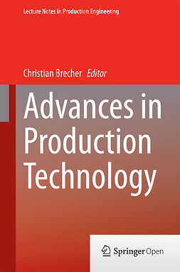 Brecher, Christian - Advances in Production Technology, e-kirja