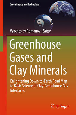 Romanov, Vyacheslav - Greenhouse Gases and Clay Minerals, ebook