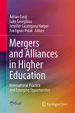 Curaj, Adrian - Mergers and Alliances in Higher Education, ebook
