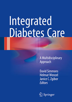 Simmons, David - Integrated Diabetes Care, ebook