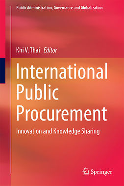 Thai, Khi V. - International Public Procurement, ebook