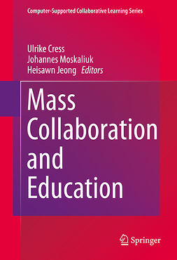 Cress, Ulrike - Mass Collaboration and Education, ebook