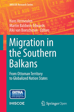 Baldwin-Edwards, Martin - Migration in the Southern Balkans, e-kirja
