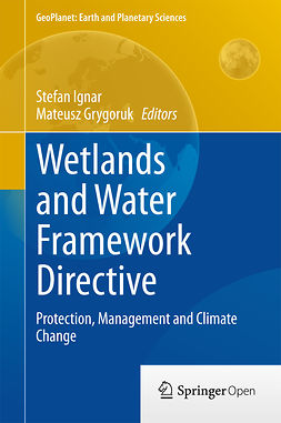 Grygoruk, Mateusz - Wetlands and Water Framework Directive, ebook