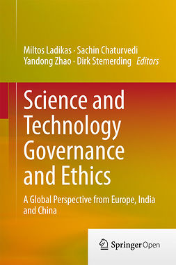 Chaturvedi, Sachin - Science and Technology Governance and Ethics, ebook