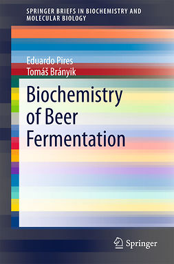 Brányik, Tomáš - Biochemistry of Beer Fermentation, ebook