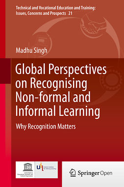 Singh, Madhu - Global Perspectives on Recognising Non-formal and Informal Learning, e-kirja