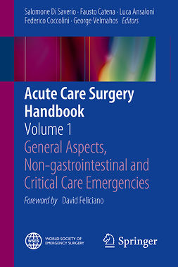 Ansaloni, Luca - Acute Care Surgery Handbook, ebook