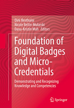 Bellin-Mularski, Nicole - Foundation of Digital Badges and Micro-Credentials, ebook