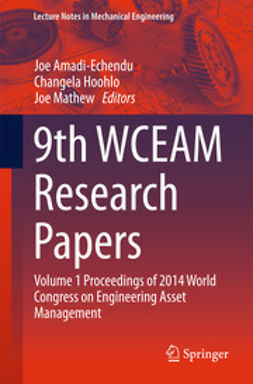 Amadi-Echendu, Joe - 9th WCEAM Research Papers, ebook