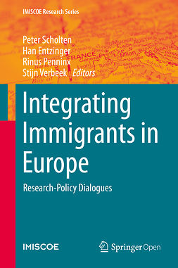 Entzinger, Han - Integrating Immigrants in Europe, e-bok