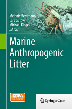 Bergmann, Melanie - Marine Anthropogenic Litter, ebook