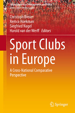 Breuer, Christoph - Sport Clubs in Europe, ebook