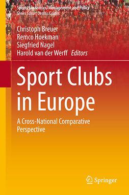 Breuer, Christoph - Sport Clubs in Europe, e-kirja