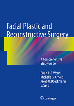 Arnold, Michelle G. - Facial Plastic and Reconstructive Surgery, e-kirja