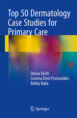 Buka, Bobby - Top 50 Dermatology Case Studies for Primary Care, ebook