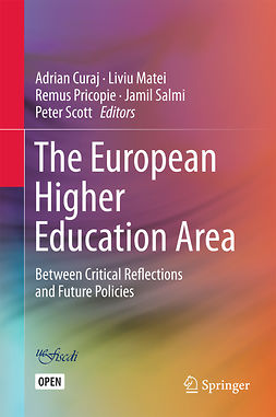 Curaj, Adrian - The European Higher Education Area, e-bok