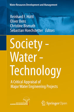 Bens, Oliver - Society - Water - Technology, e-kirja
