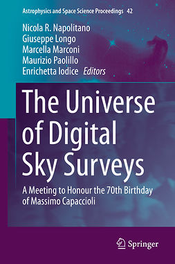 Iodice, Enrichetta - The Universe of Digital Sky Surveys, ebook