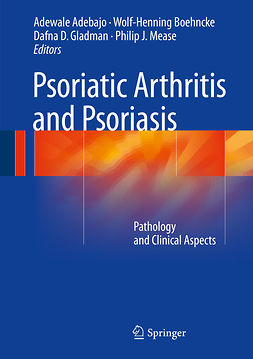 Adebajo, Adewale - Psoriatic Arthritis and Psoriasis, ebook