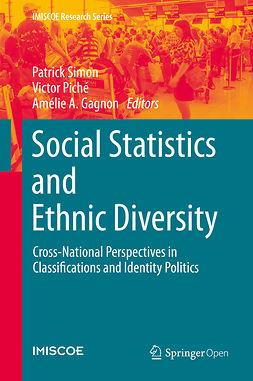 Gagnon, Amélie A. - Social Statistics and Ethnic Diversity, ebook