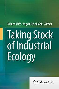 Clift, Roland - Taking Stock of Industrial Ecology, ebook