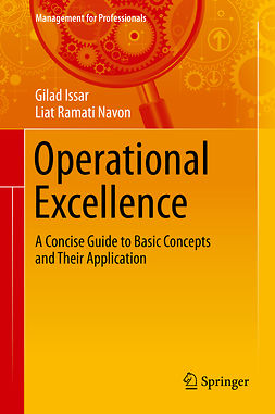 Issar, Gilad - Operational Excellence, e-bok