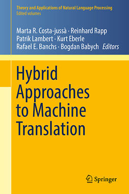 Babych, Bogdan - Hybrid Approaches to Machine Translation, e-bok
