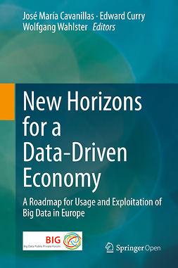 Cavanillas, José María - New Horizons for a Data-Driven Economy, ebook