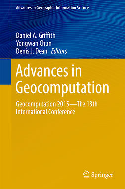 Chun, Yongwan - Advances in Geocomputation, ebook
