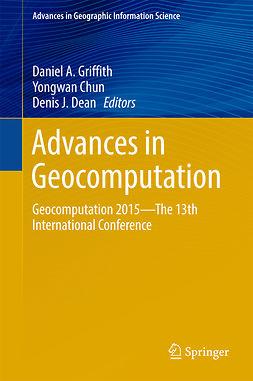 Chun, Yongwan - Advances in Geocomputation, ebook