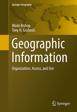 Bishop, Wade - Geographic Information, e-kirja
