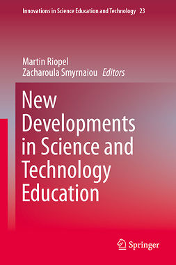 Riopel, Martin - New Developments in Science and Technology Education, e-bok