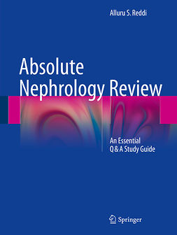 Reddi, Alluru S. - Absolute Nephrology Review, e-bok