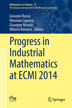 Capasso, Vincenzo - Progress in Industrial Mathematics at ECMI 2014, e-kirja