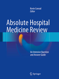 Conrad, Kevin - Absolute Hospital Medicine Review, ebook